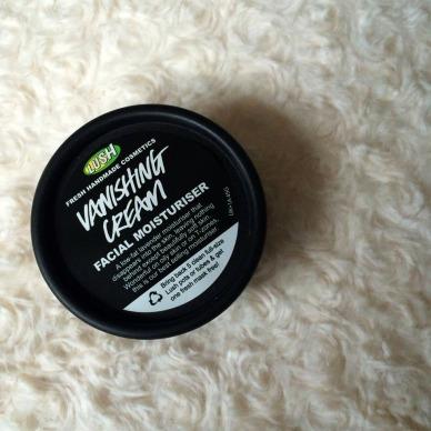 Vanishing Cream